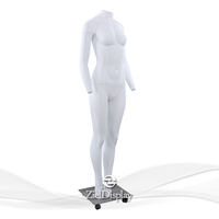 Full Body Headless Female Invisible Mannequin Women Ghost Mannequin