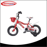 China cheap price child bicycle/kids bike with training wheels/wholesale used bicycles with ce test