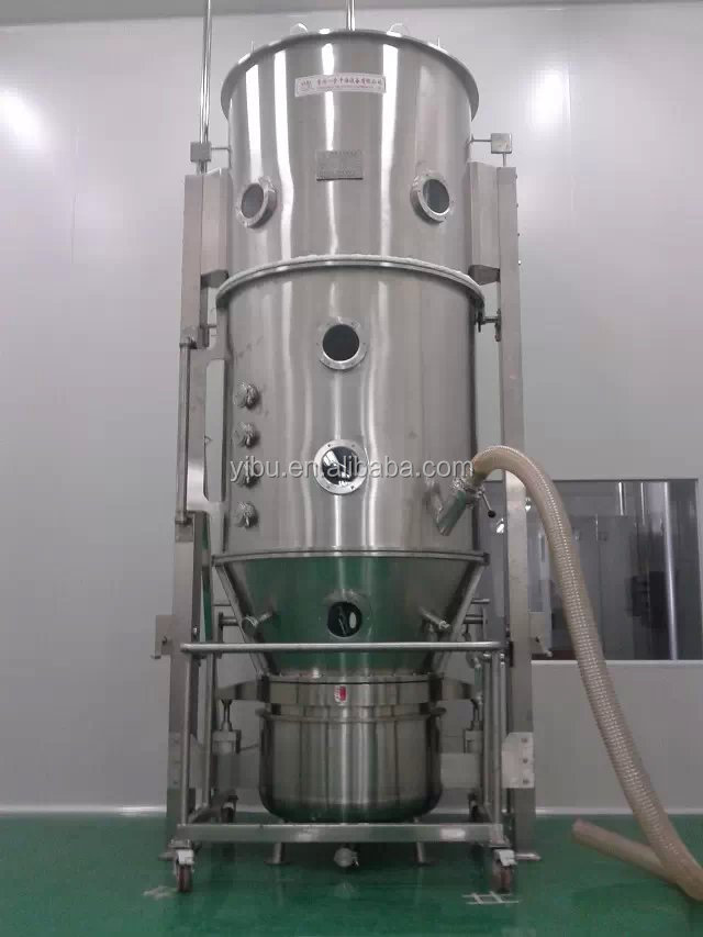 Baobab powder granulator
