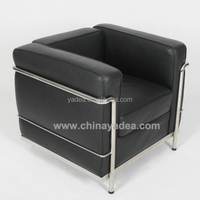 2015 Hot sale Chair Replica Genuine Leather Sofa for Sitting Room