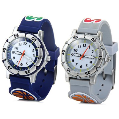 New Model Casual Quartz Movt Watch Sports Young Boys Mens Watches