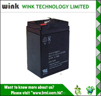 Superior quality 6v 3.5ah UPS Battery Replacement