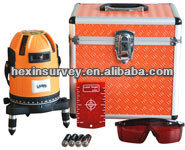 Automatic cross line laser level (4V1H1D)