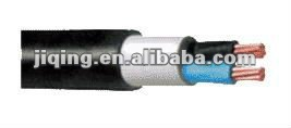 600/1000kV Two cores PVC Insulated & Sheathed Power Cable
