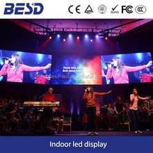 LED panel / Led display screen Pixel 3.91mm , full color 500*1000mm from BESDLED