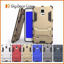 Combo slim armor case for samsung galaxy note 4 case