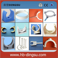 cable clip/saddle clamp/rubber coated clamps