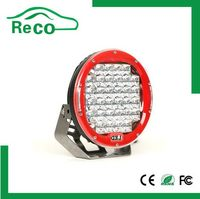 "Led work light 12 volt, 9"" 96w led work light for car"