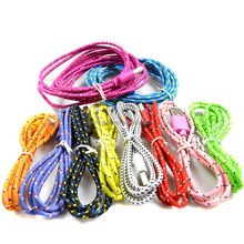 Original Nylon Braided 3M Mobile Phone Cables Long Charger Micro USB Cable For iPhone 5 5S 6 6S Plus