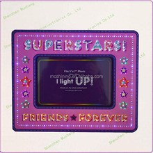 factory price unique light up photo frame from Guangdong