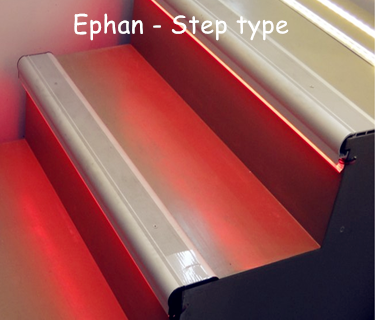 Ephan High Quality Retrofit LED Linear Linear Light Bar