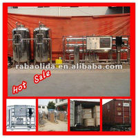 China supply 10TPH drinking water purification plant cost with CNP pump