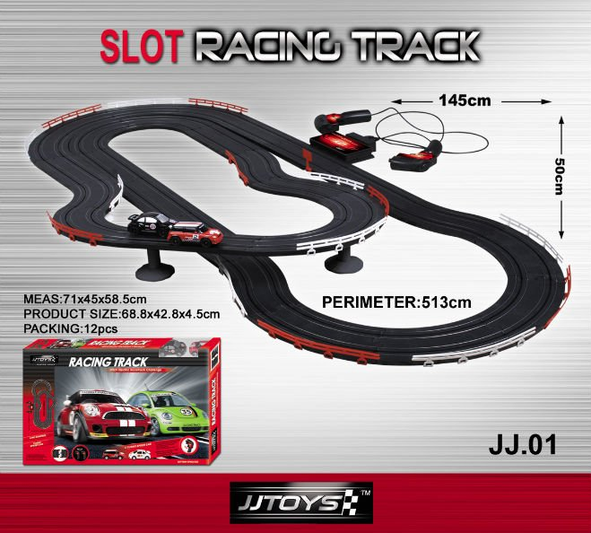 Racing slot car sets Slot toys.