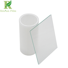 Transparent Clear Adhesion Glass Temporary Protection Film