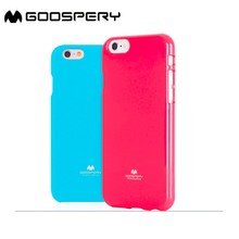 Mercury soft jelly mobile phone case for iphone for samsung