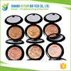 Recommend private label your own brand makeup highlighter pressed powder for dry skin image