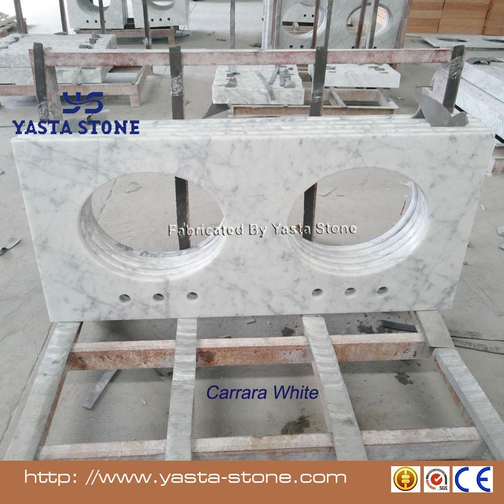 Cheap italian bianco carrara white marble countertop buy Italian carrara white marble countertop