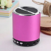 Portable Music Mini Bluetooth Speaker 3W With Hands-free/TF/Audio/FM/Mic /USB Flash Drive Function