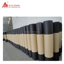 SBS modified asphalt/bitumen building waterproof roofing felt/paper