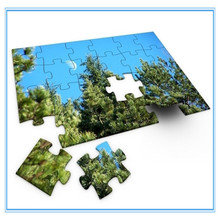 OEM 24pieces jigsaw puzzle and educational toy game puzzle laminate