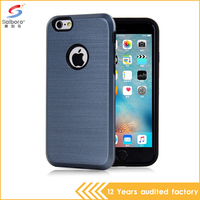 Hot Selling OEM Sublimation Tough Phone Case for iPhone 6S