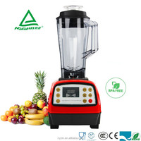 3.3L large capacity 2015 hottest good quality home appliance for kitchen PC chopper or grinder multifunction blender