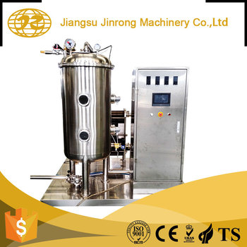 Industrial vacuum co2 soft juice soda water drink mixer making machines price