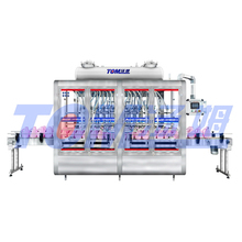 Good performance latest designed automatic coconut oil filling machine