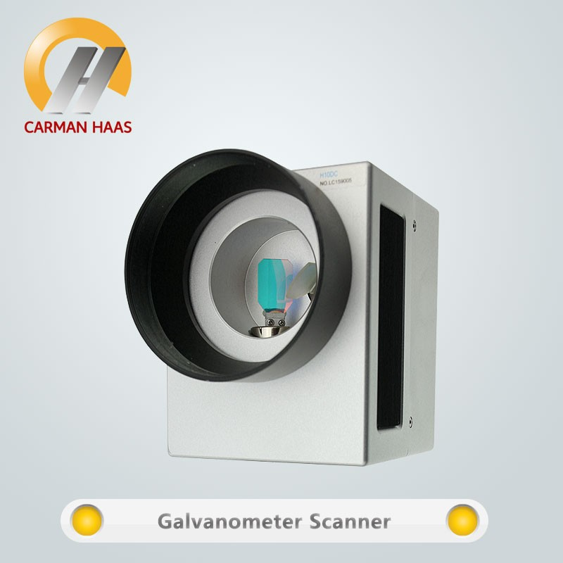 laser flying marking machine galvo scanner