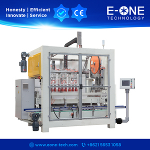 Shanghai E-one paper box packing machine/carton packing tape/carton sealing hot melt adhesive bopp packing tape