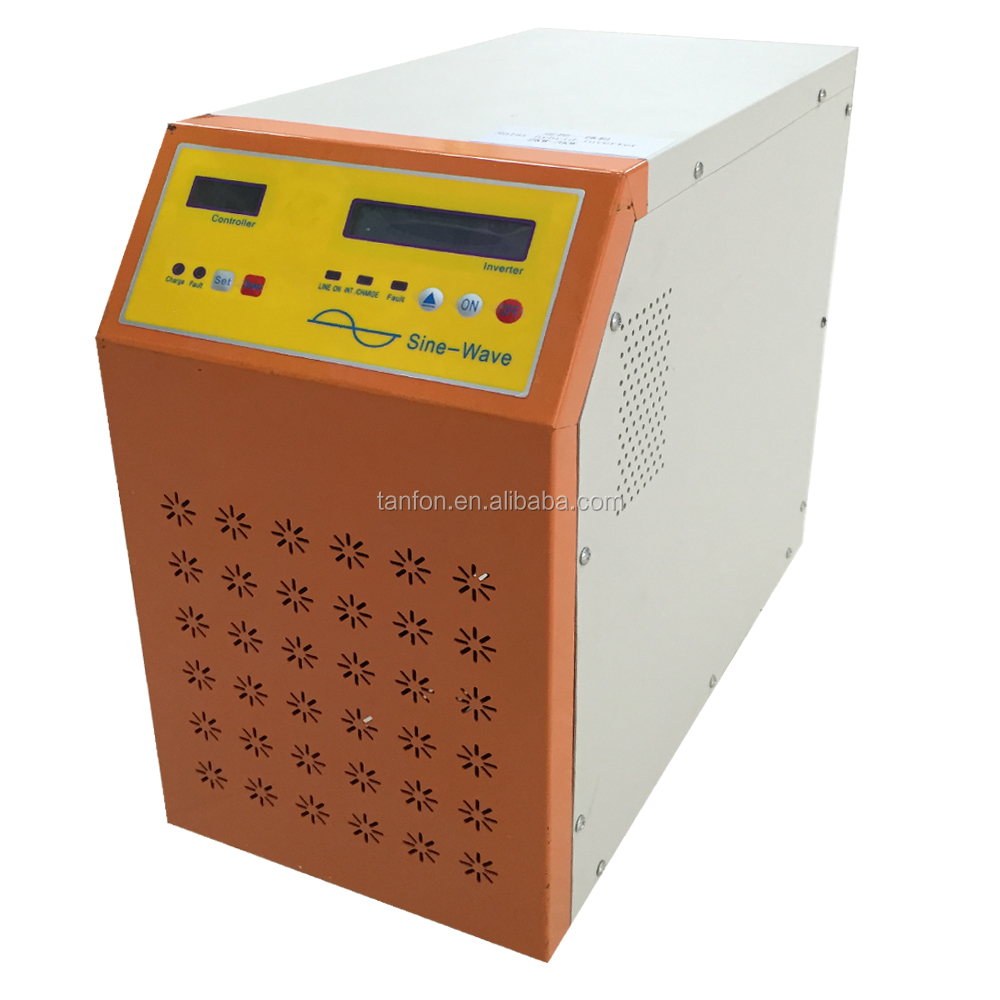 best solar inverter with 5 years warranty / solar panel power inverter 5000 watts / 15KW mppt solar charge controller inverter