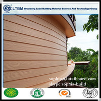 Ceiling Decorative Wood Grain Cement Board