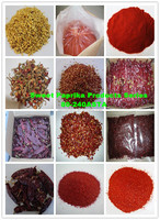 HACCP Certified Greece Red Chili Pepper Powder & Chili Crushed