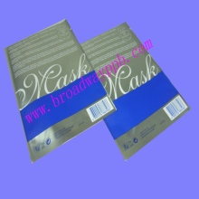 logo printed heat seal aluminum foil packet