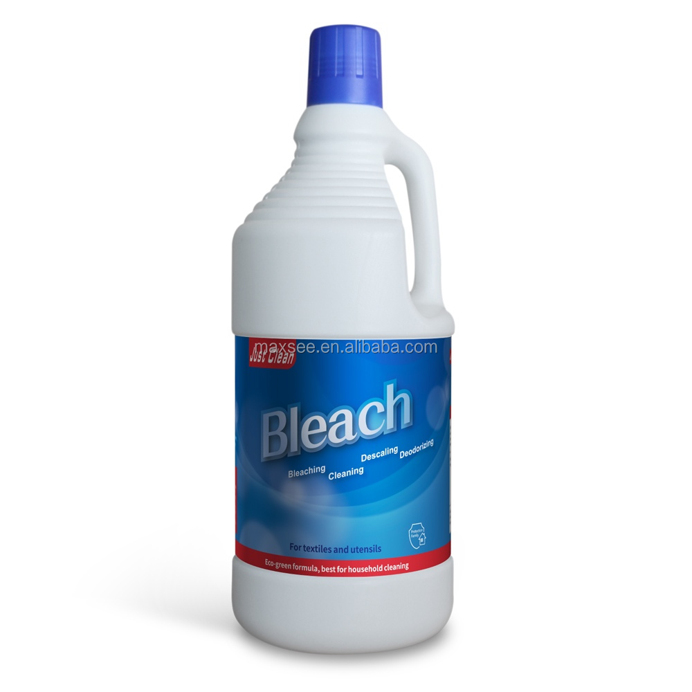 Bleach in Bulk for wholesale or retail, liquid bleach for household cleaning