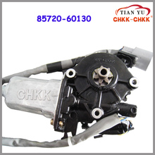 NEW OEM LH FRONT POWER WINDOW REGULATOR MOTOR ASSY 85720-60130 for TOYOTA LEXUS