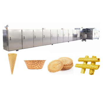 Automatic Sugar Cone Baking Machine