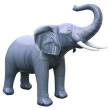 2016 Customized Giant Inflatable Elephant, Large Inflatable Animals