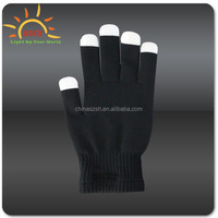 2015 neon Magic Led Blinking Gloves with nails high quality novelty led gloves with different colors