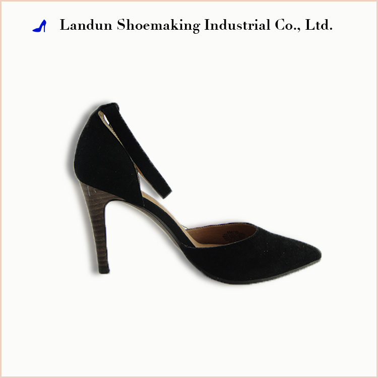 Manufacturer Supplier latest types of women high heel shoes