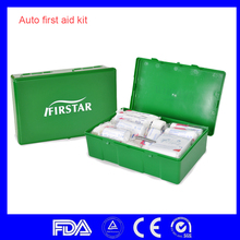 Euro auto pp box car first aid kit