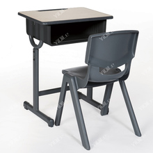 YIQILE school furniture school desk sets made in Guangzhou China