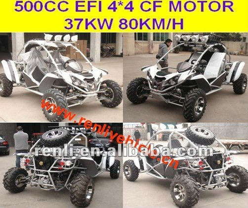 500cc 4x4 Racing Buggy Hunting karting/atv