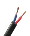 3 cores flexible pvc insualtion pvc sheathed lv power cable NYY-J
