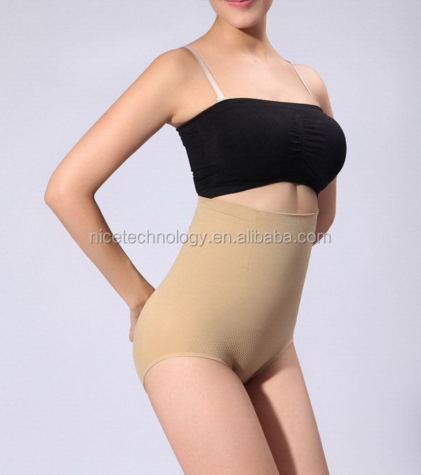 Women Super High Waist Briefs Girdle Shapewear Control Body Shaper Panties