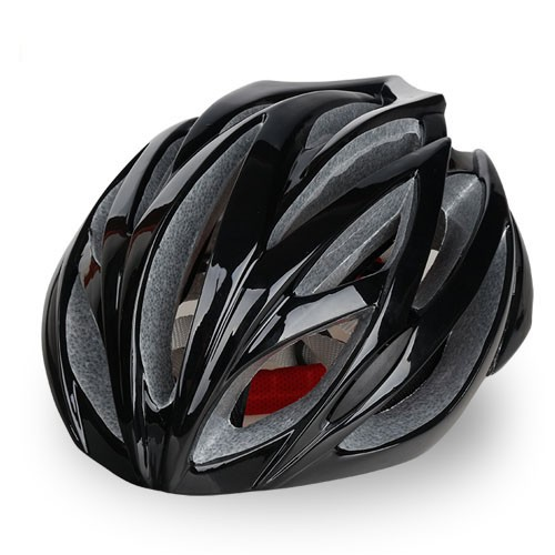 Mountain bike helmet/in-mould cycle LED light Bicycle Helmet