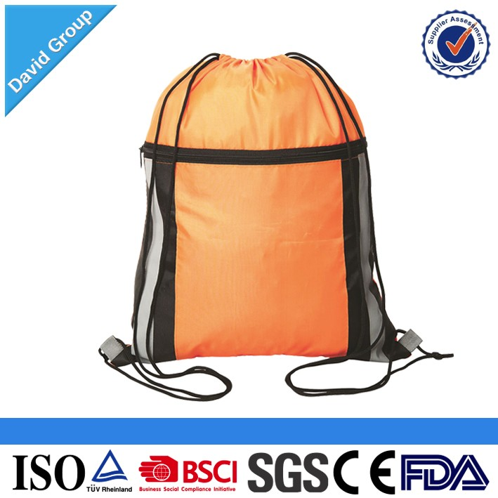 Alibaba Top Supplier Promotional Wholesale Custom Cheap Printed Nylon Foldable Shopping Bag