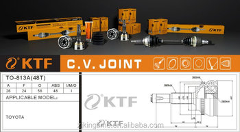 TO-813 OUTER C.V JOINT for toyota