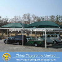PVC cover car parking gazebo tent
