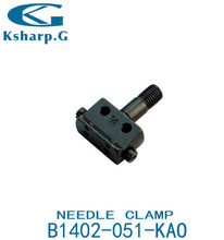 Sewing Machine Spare Parts Needle Clamp B1402-051-KAO For JUKI 515 Machine Use